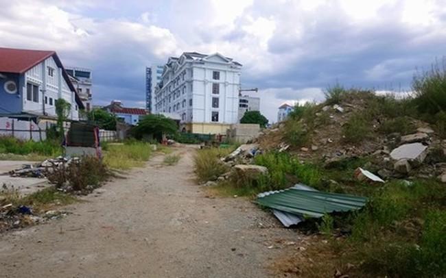 Cận cảnh những dự án trăm tỷ nằm 'bất động' giữa đất vàng trung tâm TP Huế