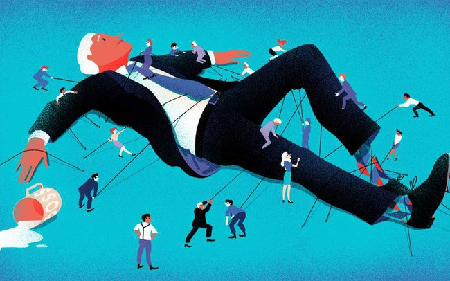 Để tránh phụng sự người không có năng lực, dân công sở sao không thử một lần đánh giá sếp mình đi?
