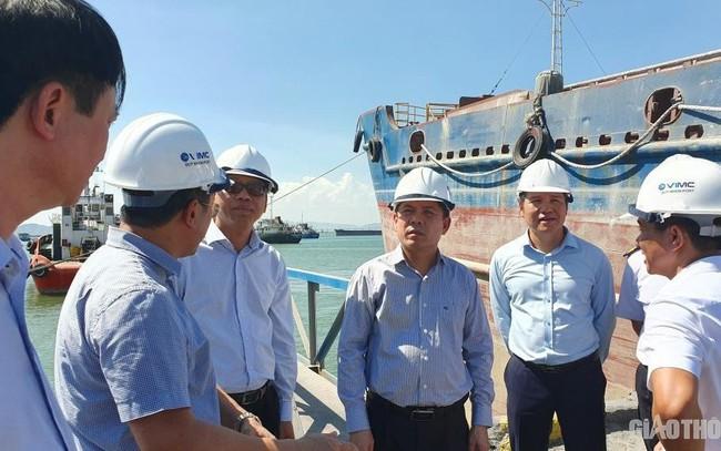 Cảng Quy Nhơn ra sao sau khi chuyển doanh nghiệp Nhà nước tiếp quản? - ảnh 1