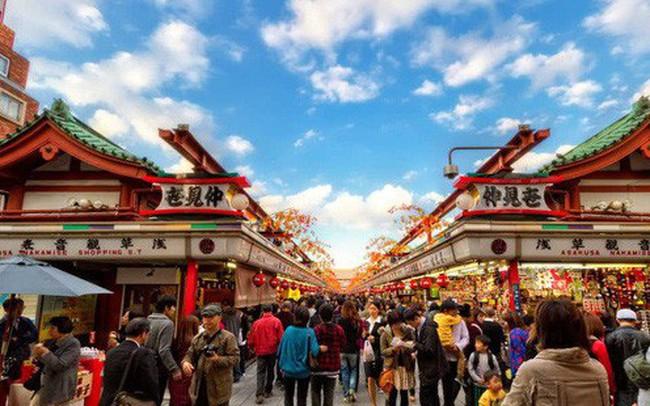 Lượng du khách Việt Nam tới Nhật Bản tăng mạnh