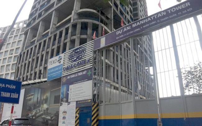 Landmark Holding rút khỏi dự án Manhattan Tower