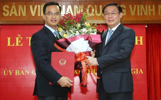 Ông Vũ Nhữ Thăng giữ chức Phó Chủ tịch Ủy ban Giám sát tài chính