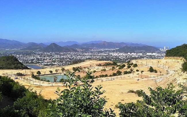 Bộ Xây dựng: Năm dự án ở núi Chín Khúc đều có sai phạm