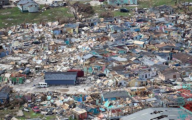 Bahamas hoang tàn như tận thế sau 'siêu bão quái vật' Dorian, 20 người th.iệt m.ạng
