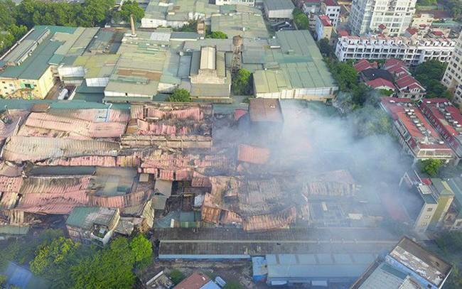 WHO nói gì về ô nhiễm thuỷ ngân vụ cháy Rạng Đông do Bộ Tài nguyên công bố?