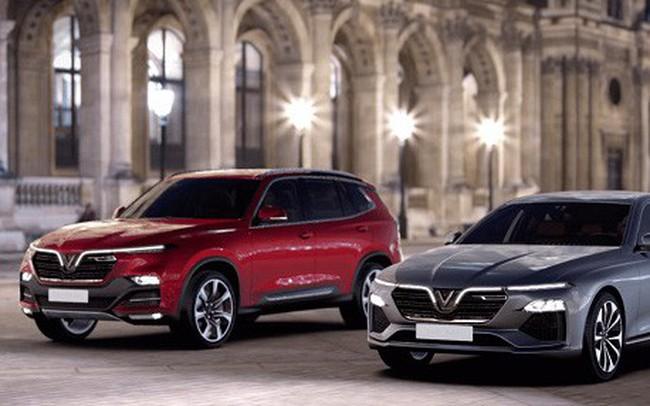 Nhà máy VinFast chủ yếu làm xe Fadil trong tháng 8, bắt đầu sản xuất mẫu Suv và Sedan - ảnh 1