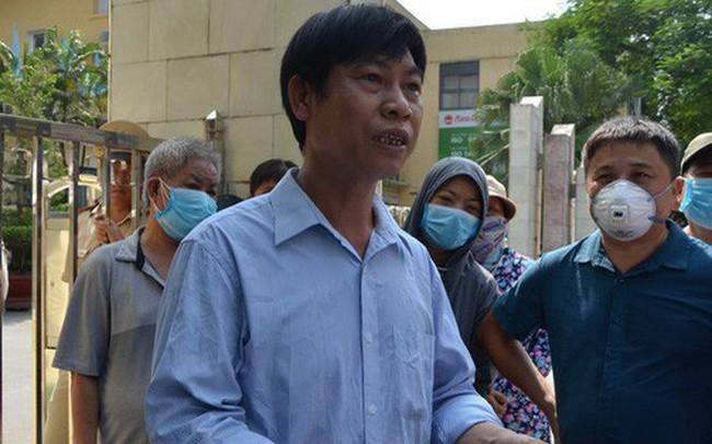 Vụ cháy Công ty Rạng Đông: Người dân nói không tin Sở TN&MT Hà Nội, không tin quận Thanh Xuân