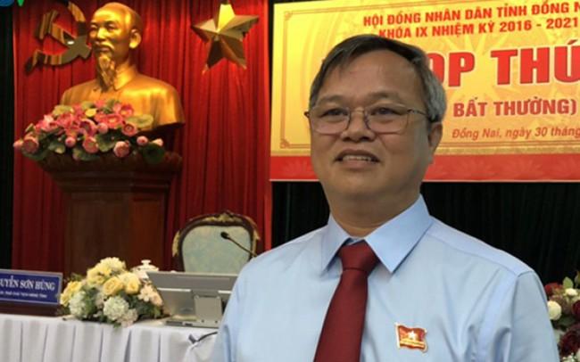 Bí thư huyện Long Thành làm Chủ tịch tỉnh Đồng Nai - ảnh 1