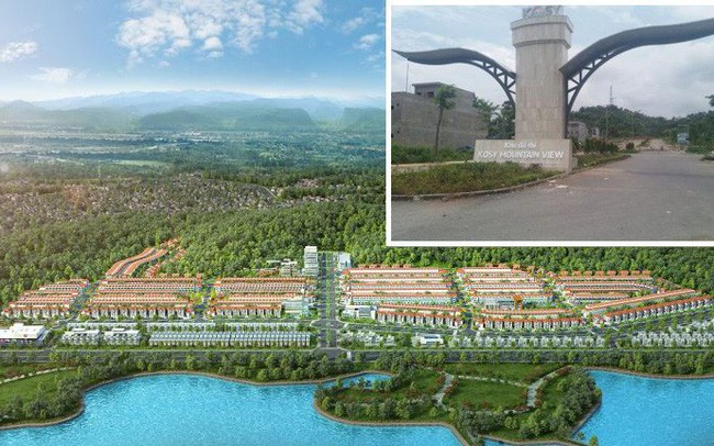 Phó Thủ tướng 'lệnh' kiểm tra dự án đô thị hơn 400 tỷ của Kosy ở Lào Cai - ảnh 1