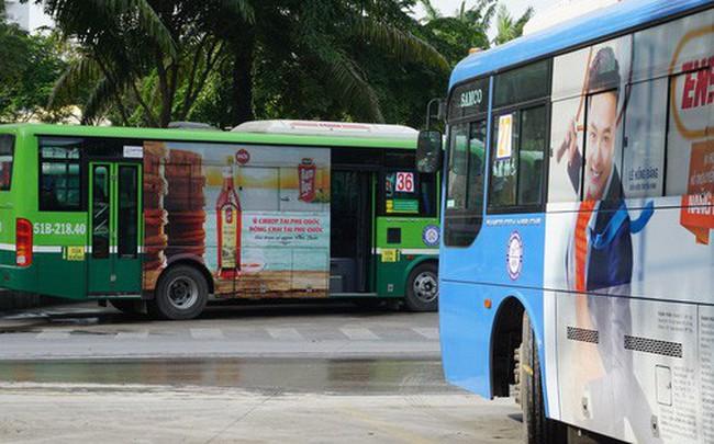 Hàng ngàn tỉ đồng trợ giá xe buýt ở TP HCM chậm quyết toán - ảnh 1