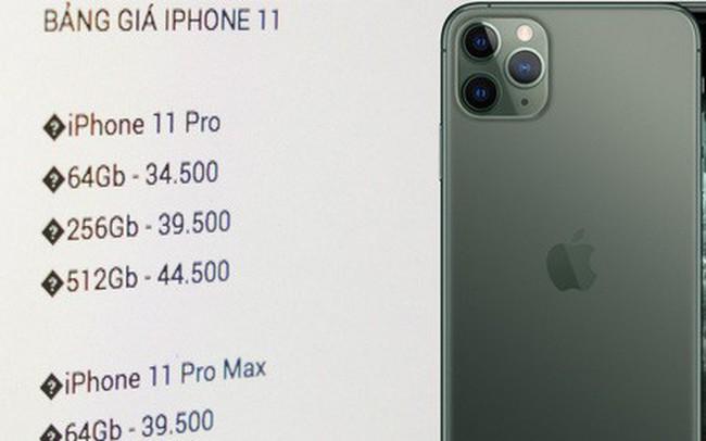 iPhone 11 Pro Max hét giá 50 triệu vẫn có người mua, iPhone 11 giá rẻ lại chẳng ai đoái hoài - ảnh 1