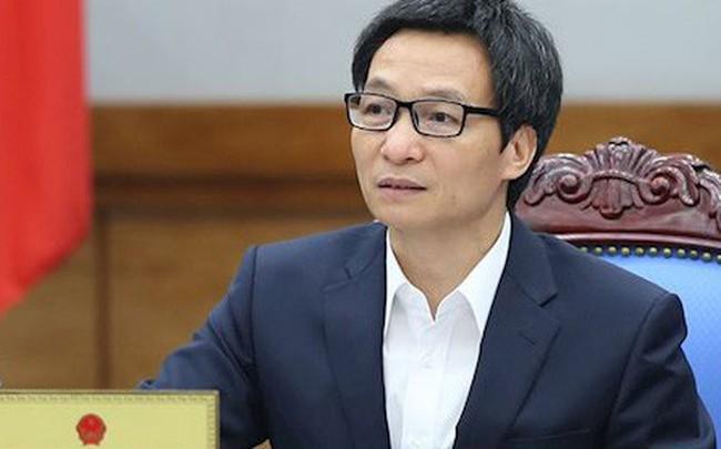 Phó Thủ tướng Vũ Đức Đam làm Phó Chủ tịch thường trực Ủy ban Quốc gia về Chính phủ điện tử