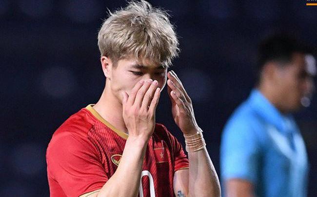 Đội tuyển Việt Nam tụt 2 bậc trên BXH FIFA, bị đánh bật khỏi top 15 châu Á