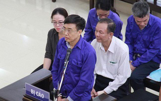Cựu Thứ trưởng Lê Bạch Hồng bị đề nghị 8 - 9 năm tù để cải tạo trở thành công dân có ích