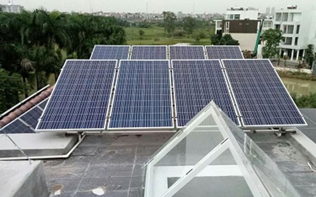 30 triệu kWh điện từ mái nhà được đăng ký bán cho EVN