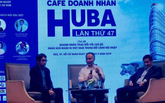 Thứ trưởng muốn minh định rõ 'made in Việt Nam'