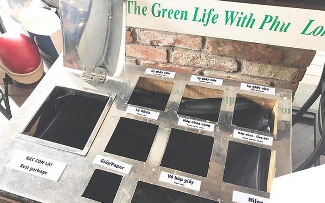 Kêu gọi sống xanh bằng thùng rác phân loại giả tạo, hãng cà phê Phúc Long bị người dùng tẩy chay vì lừa dối và xem thường khách hàng - ảnh 1