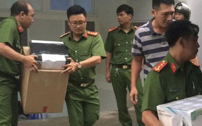 Gia hạn tạm giữ CEO Alibaba Nguyễn Thái Luyện