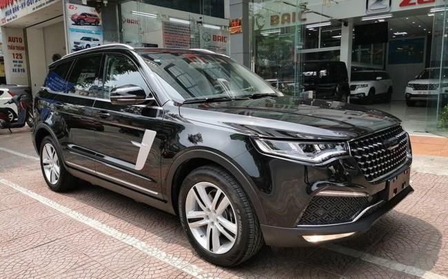 Loạt xe Trung Quốc đáng chú ý trên thị trường - giá rẻ, gầm cao, nội thất lung linh, giá dưới 1 tỷ đồng