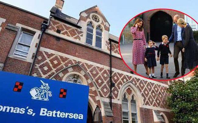 Khám phá ngôi trường hoàng tử, công chúa Anh theo học: Hé lộ dịch vụ đưa đón xe buýt và suất ăn hấp dẫn