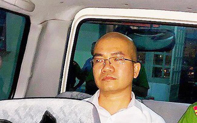 Khởi tố, tạm giam CEO Alibaba Nguyễn Thái Luyện - ảnh 1