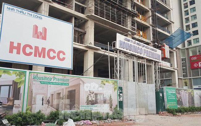 Chuyển hồ sơ chung cư Housinco Tân Triều sang công an vì xây vượt 4 tầng