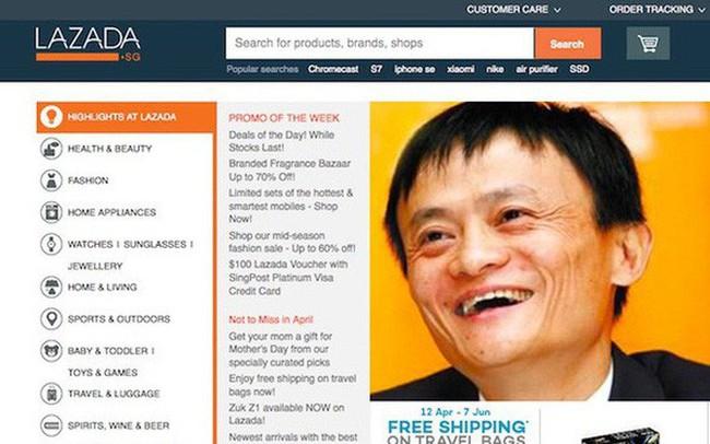 """""""Người khổng lồ"""" Alibaba muốn dồn toàn lực chinh phục thị trường Việt Nam, nhưng liệu có """"dễ ăn""""?"""