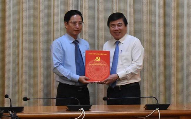 Ông Đặng Minh Đạt làm Chánh Thanh tra TP.HCM