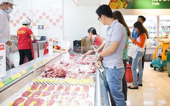 Doanh thu từ ngành bán lẻ tiếp tục đà tăng trưởng