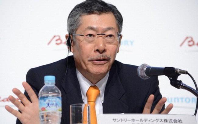 Câu chuyện ít biết về người đàn ông giàu thứ 3 Nhật Bản, điều hành đế chế sản xuất những đồ uống quen thuộc tại Việt Nam như Lipton, Aquafina, Sting, Tea+...
