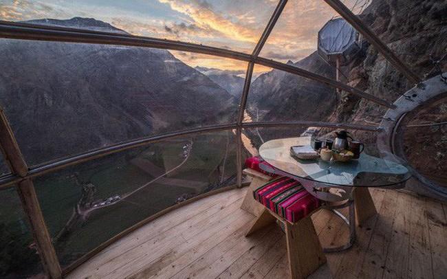 Một khách sạn ở Peru cũng xây dựng ngay giữa kỳ quan và được ca ngợi hết lời, còn nhà nghỉ ở Mã Pì Lèng lại bị tẩy chay dữ dội: Nhìn những hình ảnh này bạn sẽ có câu trả lời! - ảnh 1