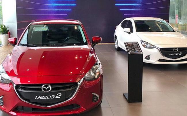 THACO chơi lớn phân khúc B: Mazda2 giảm giá kỷ lục trong cuộc đua cùng Kia Soluto - ảnh 1