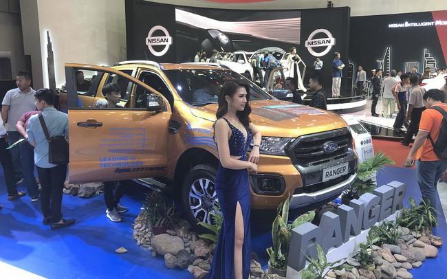 Thị trường ô tô: Đua nhau nhập, bỏ bê sản xuất trong nước - ảnh 1