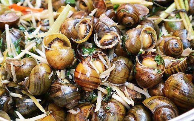 Ăn loại ốc này vào mùa thu đông không chỉ ngon mà còn chữa được vô số bệnh hay ho thế này!