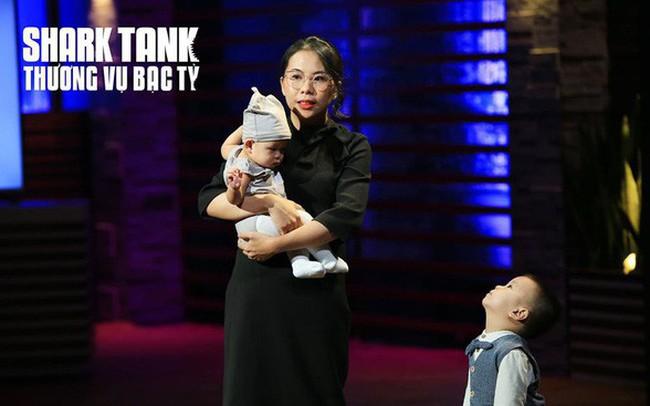 Mẹ bỉm sữa gọi vốn cho startup thực phẩm hữu cơ, bị Shark Hưng gắt vì lạm dụng từ đao to búa lớn như blockchain, nhưng được Shark Việt rót 5 tỷ nhờ thái độ - ảnh 1