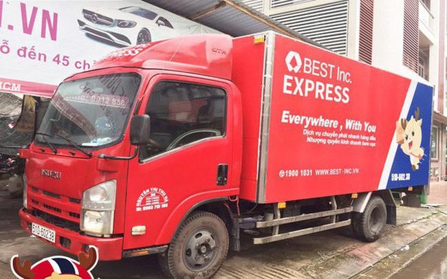 """Đại gia vận tải công nghệ Trung Quốc BEST """"nhảy"""" vào thị trường Việt Nam, cạnh tranh trực tiếp với Giao Hàng Nhanh, Viettel Post, VN Post..."""
