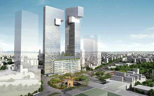 """Bitexco bắt tay """"ông lớn"""" xây dự án 55 tầng The Spirit of Saigon?"""
