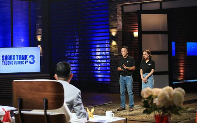 Startup Uber cho TeleMarketing từ bỏ 1 triệu USD của Shark Liên để nhận 300.000 USD của Shark Dzung bởi một câu nói: Em chọn tiền bây giờ hay chọn tiền trong tương lai - ảnh 1