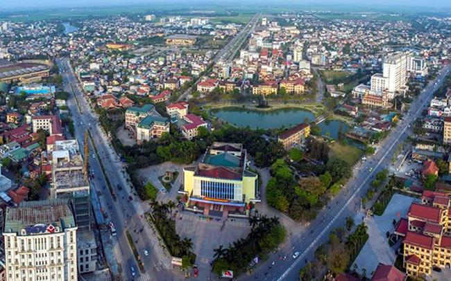 Định hướng phát triển không gian đô thị Huế đến năm 2030
