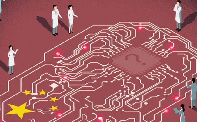 Tự tin dẫn đầu về trí tuệ nhân tạo nhưng hóa ra không có linh kiện từ Mỹ thì Trung Quốc đành bó tay - ảnh 1