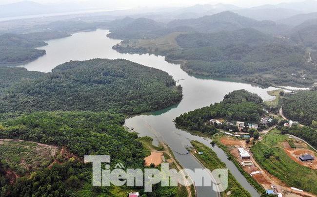 Kẻ chủ mưu 'đầu độc' nguồn nước sông Đà đầu thú Công an Hòa Bình