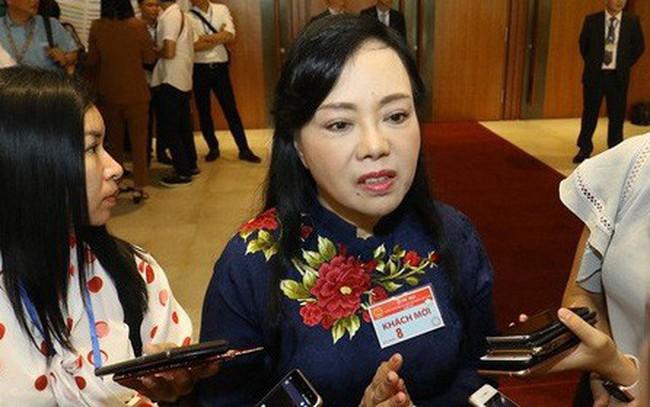 Bộ trưởng Nguyễn Thị Kim Tiến: Có thị phi, có thông tin không trung thực! - ảnh 1