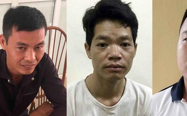 Khởi tố, bắt tạm giam 3 đối tượng trong vụ đổ dầu thải gây ô nhiễm nguồn nước sông Đà - ảnh 1