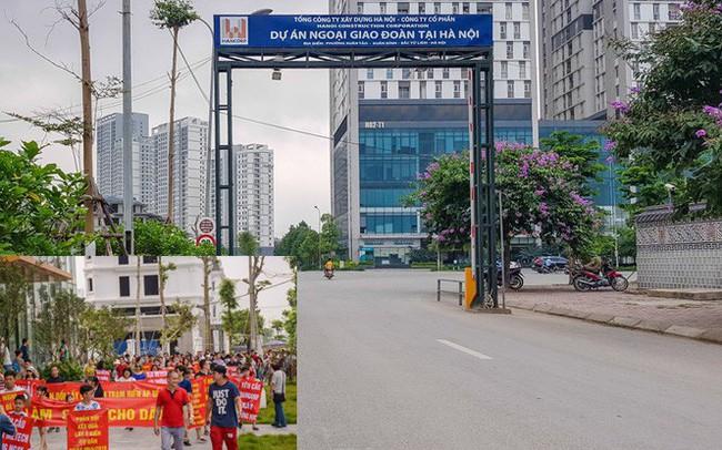 Cư dân khu Đoàn ngoại giao dài cổ chờ 'sổ đỏ'