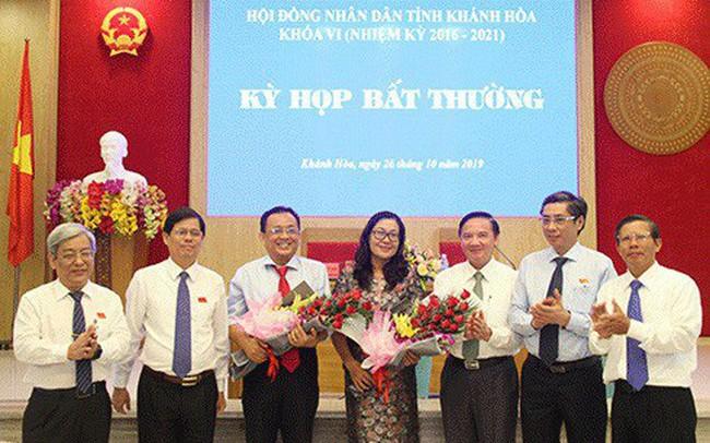 Ông Lê Hữu Hoàng giữ chức Phó Chủ tịch UBND tỉnh Khánh Hòa