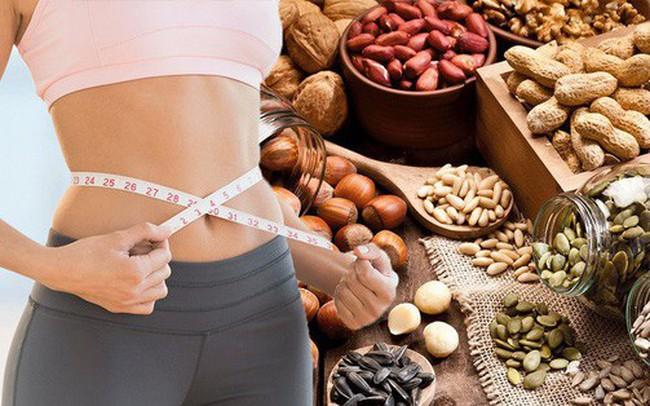 Nghiên cứu từ hàng ngàn người trong suốt 20 năm: ăn nhiều các loại hạt là một phương pháp tốt để giảm béo