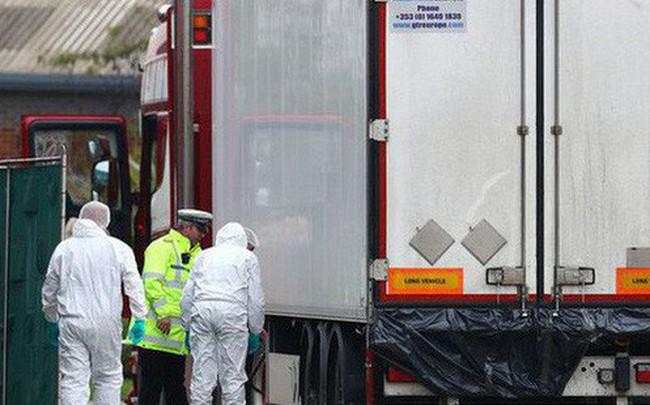 Thứ trưởng Bộ Ngoại giao: Hồ sơ 4 nạn nhân tử vong trong container ở Anh được chuyển cho Việt Nam