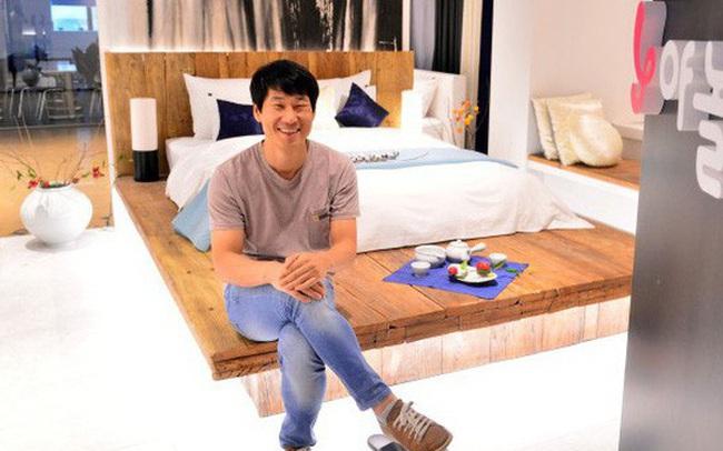 Khách sạn 'tình 1 giờ' vừa biến một nhân viên bảo vệ mồ côi thành ông chủ của startup tỷ USD mới nhất xứ sở kim chi