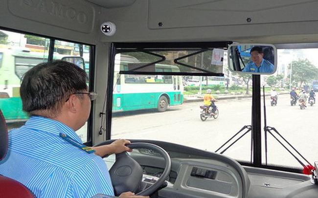 Bộ GTVT quy định lắp camera đối với xe tải