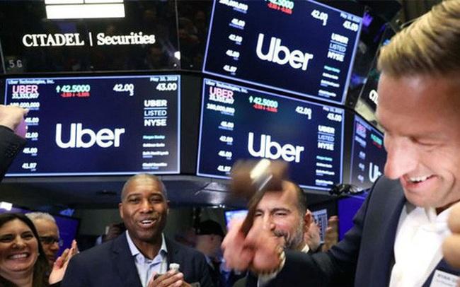 Giới bán khống kiếm đậm nhờ cổ phiếu Uber